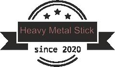 Heavymetalstick-Logo